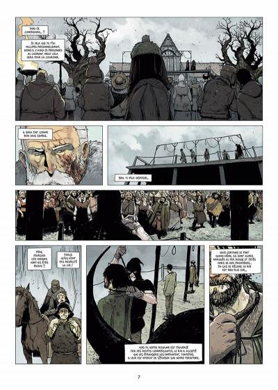 Page 8 l'ombre blanche tome 1 - la traque du Sans-nom