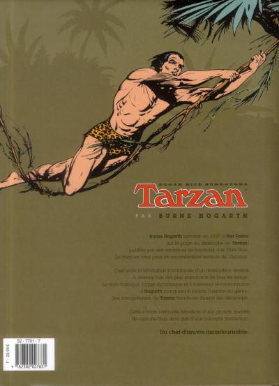 Dos Tarzan tome 4