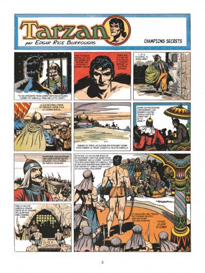 Page 1 Tarzan tome 4
