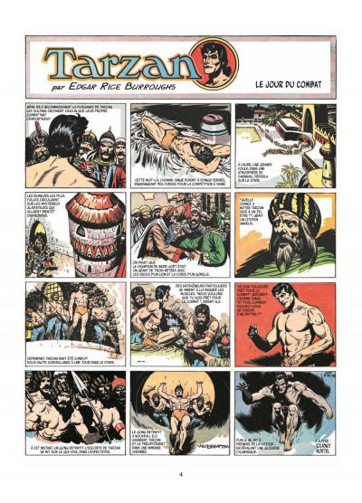 Page 2 Tarzan tome 4