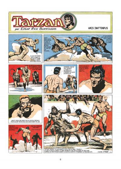 Page 4 Tarzan tome 4