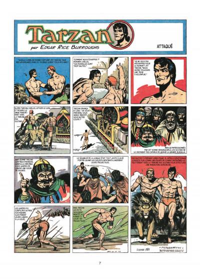 Page 5 Tarzan tome 4