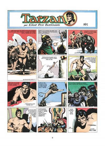 Page 6 Tarzan tome 4