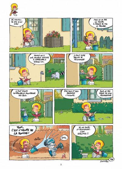 Page 1 Les p'tits diables tome 15 - le bourreau des soeurs