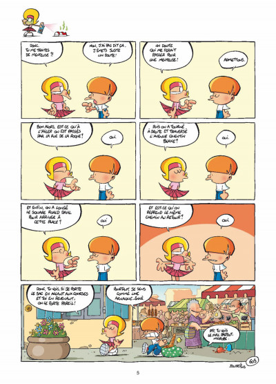 Page 3 Les p'tits diables tome 15 - le bourreau des soeurs