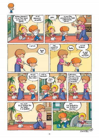 Les p 39 tits diables tome 15 - Les petit diable noel ...