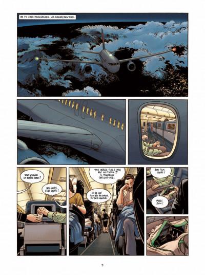 Page 1 Phoenix tome 3 - Naufragés