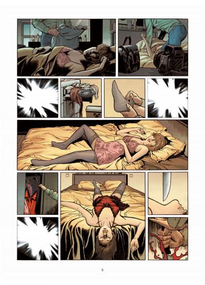 Page 3 Phoenix tome 3 - Naufragés