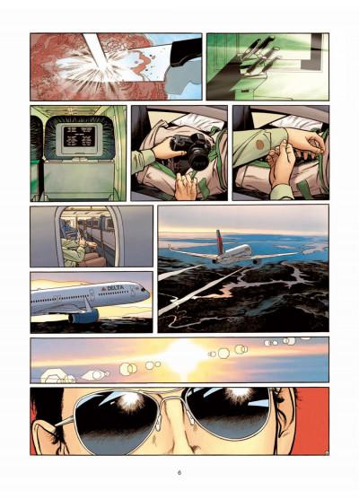 Page 4 Phoenix tome 3 - Naufragés