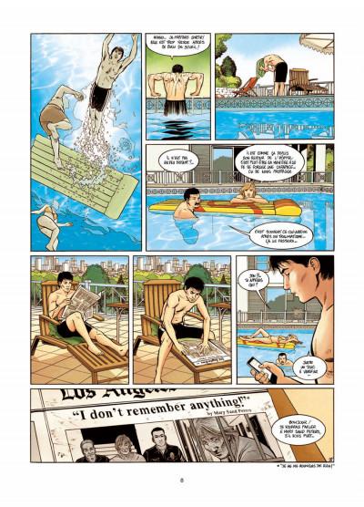 Page 6 Phoenix tome 3 - Naufragés