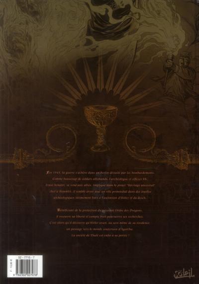 Dos l'apogée des dragons tome 2 - le calice de Thulé