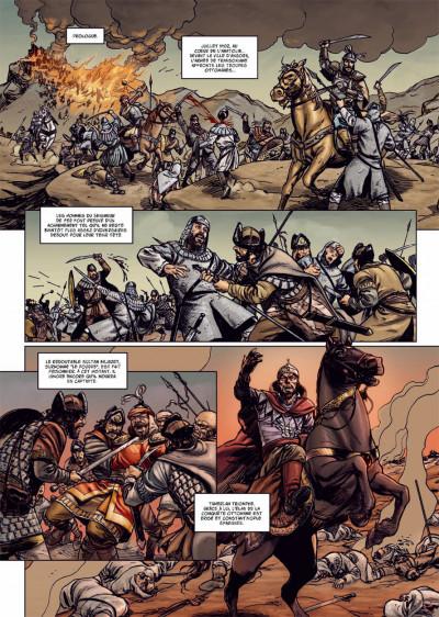 Page 1 l'apogée des dragons tome 2 - le calice de Thulé