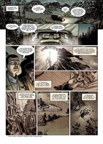 Page 4 l'apogée des dragons tome 2 - le calice de Thulé