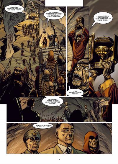 Page 6 l'apogée des dragons tome 2 - le calice de Thulé