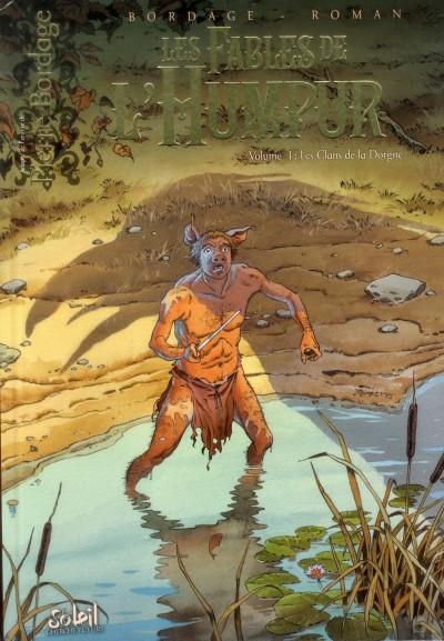Couverture Les fables de l'Humpur tome 1 - les clans de la Dorgne