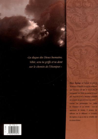 Dos Les fables de l'Humpur tome 1 - les clans de la Dorgne