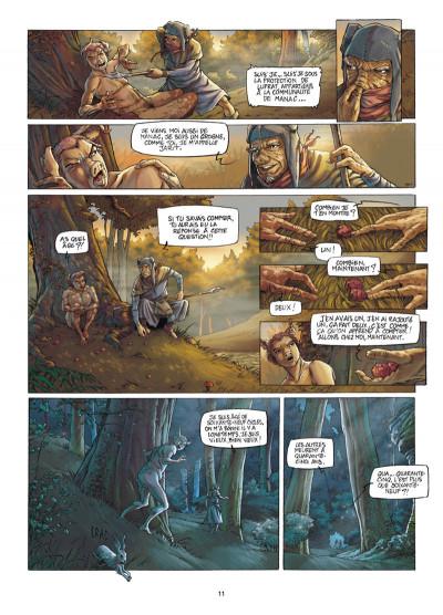 Page 2 Les fables de l'Humpur tome 1 - les clans de la Dorgne