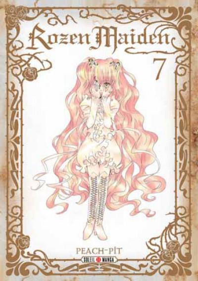 Couverture Rozen maiden tome 7