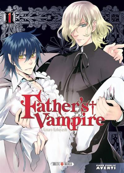 image de father's vampire tome 1