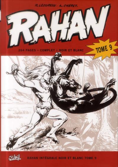 image de Rahan - intégrale noir et blanc tome 9