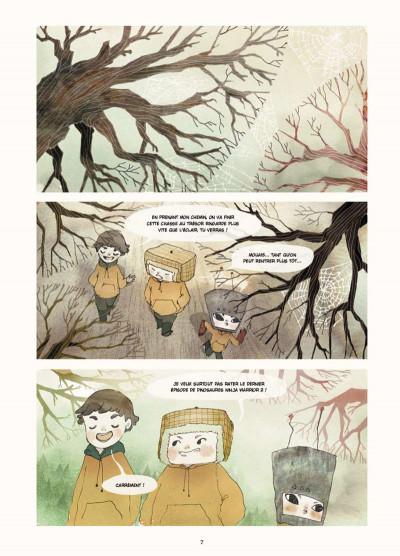 Page 2 chemin perdu