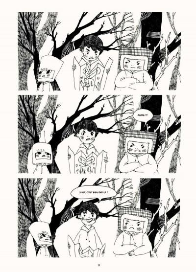 Page 6 chemin perdu
