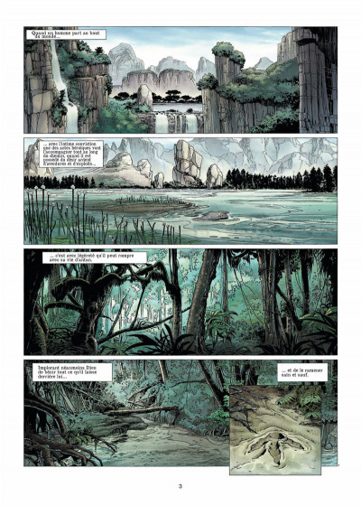 Page 1 le monde perdu tome 1