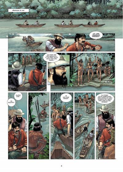 Page 2 le monde perdu tome 1