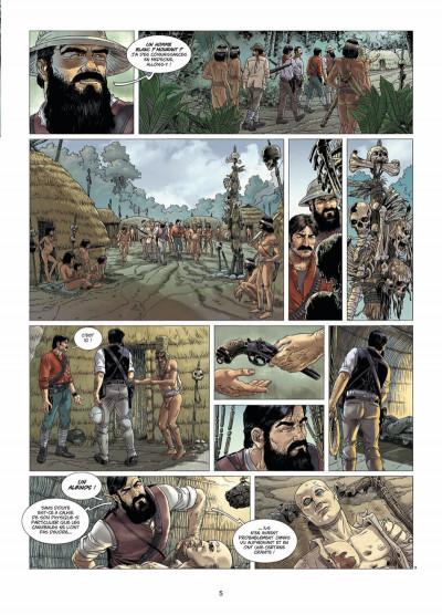 Page 3 le monde perdu tome 1