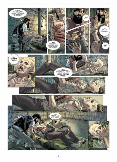 Page 4 le monde perdu tome 1