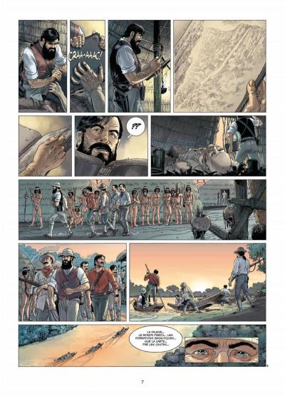 Page 5 le monde perdu tome 1