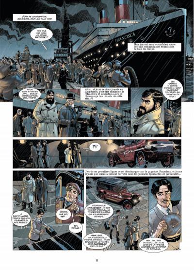 Page 6 le monde perdu tome 1