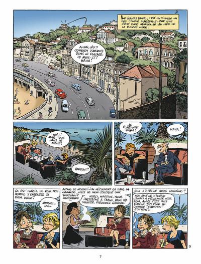 Page 8 Léo Loden T.22 - tropézienne dum-dum