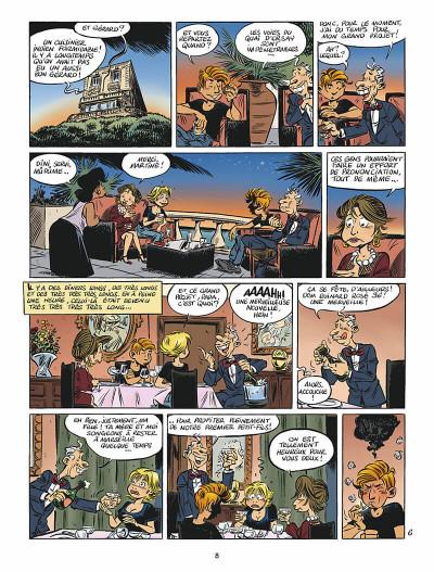 Page 9 Léo Loden T.22 - tropézienne dum-dum