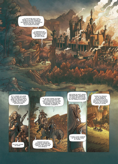 Page 2 Elfes tome 3