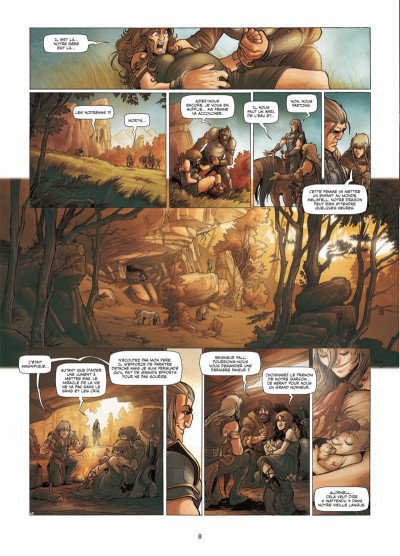 Page 6 Elfes tome 3