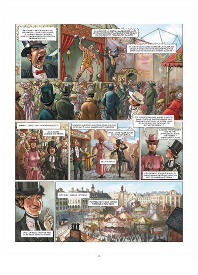 Page 2 Aspic, détectives de l'étrange tome 3