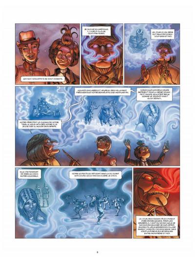 Page 6 Aspic, détectives de l'étrange tome 3