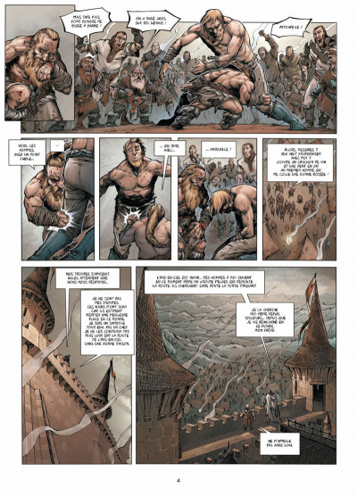 Page 2 Mjöllnir T.2 - Ragnarok