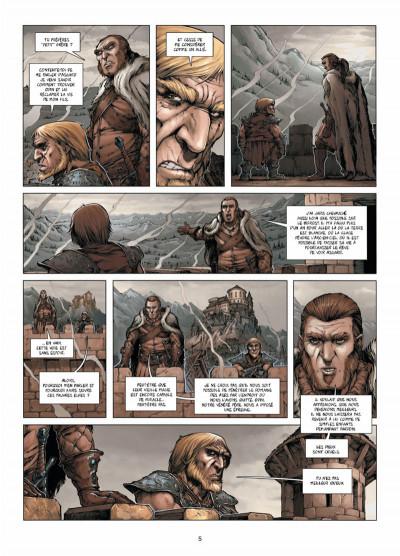 Page 3 Mjöllnir T.2 - Ragnarok
