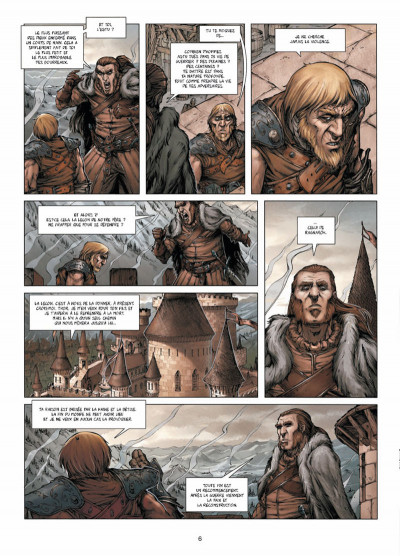 Page 4 Mjöllnir T.2 - Ragnarok