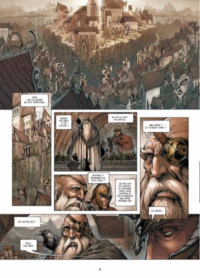Page 6 Mjöllnir T.2 - Ragnarok