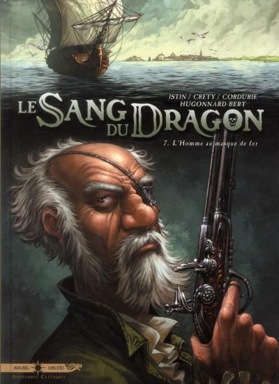 Couverture Le sang du dragon tome 7