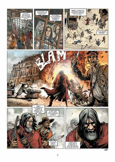 Page 1 Le sang du dragon tome 7