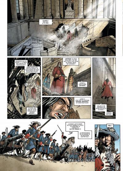 Page 2 Le sang du dragon tome 7