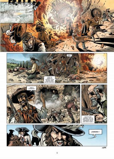 Page 3 Le sang du dragon tome 7