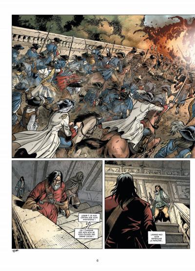 Page 4 Le sang du dragon tome 7