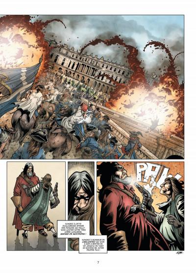 Page 5 Le sang du dragon tome 7