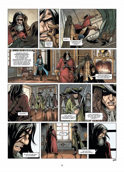 Page 6 Le sang du dragon tome 7