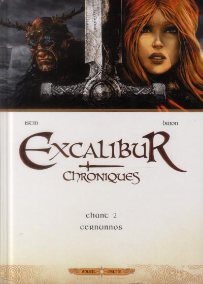 image de Excalibur chroniques tome 2 - Cernunnos